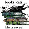 batdina: (books cats)