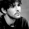 vortex: (Colin: black and white)
