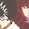 deadly_garden: (Kurama - Kurama and Hiei; Share a Secret)