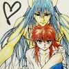 deadly_garden: (Kurama and Yoko; Hearts)