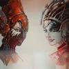 origamimonster: (Shiva sisters)