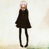 lydia: (FANART► standing in shadow)