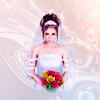 lassarina: Yuna of FF10 in a wedding dress. (Yuna Wedding Dress)