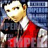 lassarina: (Akihiko: Emperor)