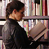 nookiepowered: (action (reading - bookcase))