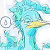 fierybluebird: (annoyed bird is annoyed, irritated phoenix, Bird I'll smack you)