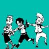 fierybluebird: (trio)