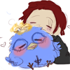 fierybluebird: (Shanks fluffy phoenix)