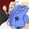 fierybluebird: (guarding wing stupid Shanks, Shanks don't kiss me there)