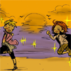 fierybluebird: (running beach sparkles, Shanks can't catch me)