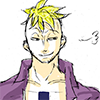fierybluebird: (sideglance smirk, heh)