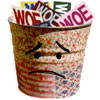 devil: (a bucket of woes)