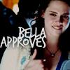 fiendishfanfares: (Bella Approves)