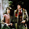 gelydh: (Doctor Who | four & sarah jane)