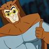 healingmirth: Night Owl II from Saturday Morning Watchmen (Nite Owl II, thumbs up)