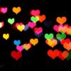 st_aurafina: lotsa little rainbow hearts (hearts: lotsa hearts)