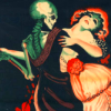 underthepavilion: (dancing skeletons)