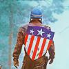 punchedhitler: (Steve - the shield)