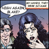 """scarimonious: """"High again, Blake?"""" """"My hands, they were so huge!"""" (ABVH - hands)"""