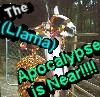 maisfeeka: (llama apocalypse2)