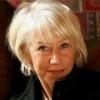 sandma: Helen Mirren smiling slyly (Sly)