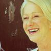 sandma: Helen Mirren laughing (Laugh)
