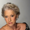 sandma: Helen Mirren looking up, seriously (Serious)