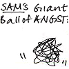loveinstars: (Sam's Giant Ball of Angst) (Default)