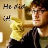 loveinstars: (He did it! -riley)