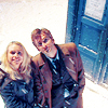 rusty_halo: doctor and rose looking into space (dw: ten/rose: looking into space)