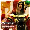 coronet: (arrode)