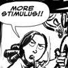 "badgerbag: Ada Lovelace yelling ""More Stimulus!"" (lovelace, stimulus)"