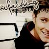 tifaching: (tifaching mischievous Dean)