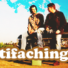 tifaching: (Impala blue skies)