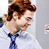 Percy Weasley: smirk