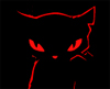 helen99: Cat, Red Eyes (Cat with Red Eyes)