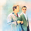 cynn: Icon of Michael and Victor from Burn Notice (Default)