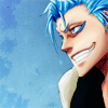 ext_62676: grimmjow from bleach (Sherlock: Lestrade // chillin')