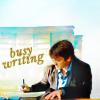 thebattycakes: (busy writing)