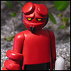 bprd_agent_red: (Lego-boy)