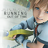 shanaqui: Sora from Kingdom Hearts. Text: running out of time. ((Sora) Time)