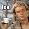 leoniedelt: mine! all mine! (illya tea)