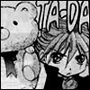 shanaqui: Duo from Gundam Wing. Text: ta-da! ((Duo) Tada)