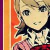 shanaqui: Yukari from Persona 3. ((Yukari) Smile!)