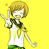 shanaqui: Chie from Persona 4. ((Chie) Approved!)