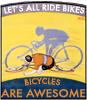 pts: (Bike: Bicycles are Awesome)