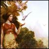 ceitfianna: (goddess with bird)