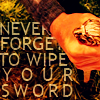 ceitfianna: (never forget to wipe your sword)