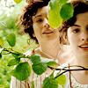 janebecomes: (peeking through the trees)