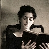 janebecomes: (black and white reading)